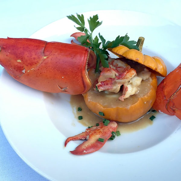 Thalassa Restaurant - Photo Gallery - Dishes