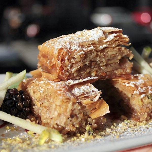 Thalassa Restaurant - Photo Gallery - Dishes