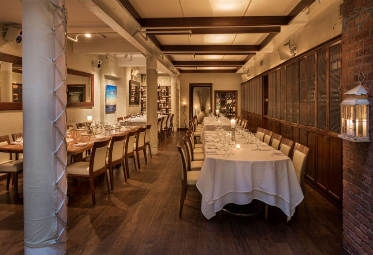 Thalassa Restaurant - Photo Gallery - Views from dining rooms